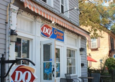 Unionville Dairy Queen and Orange Julius