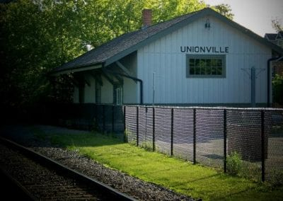 Unionville Train Station