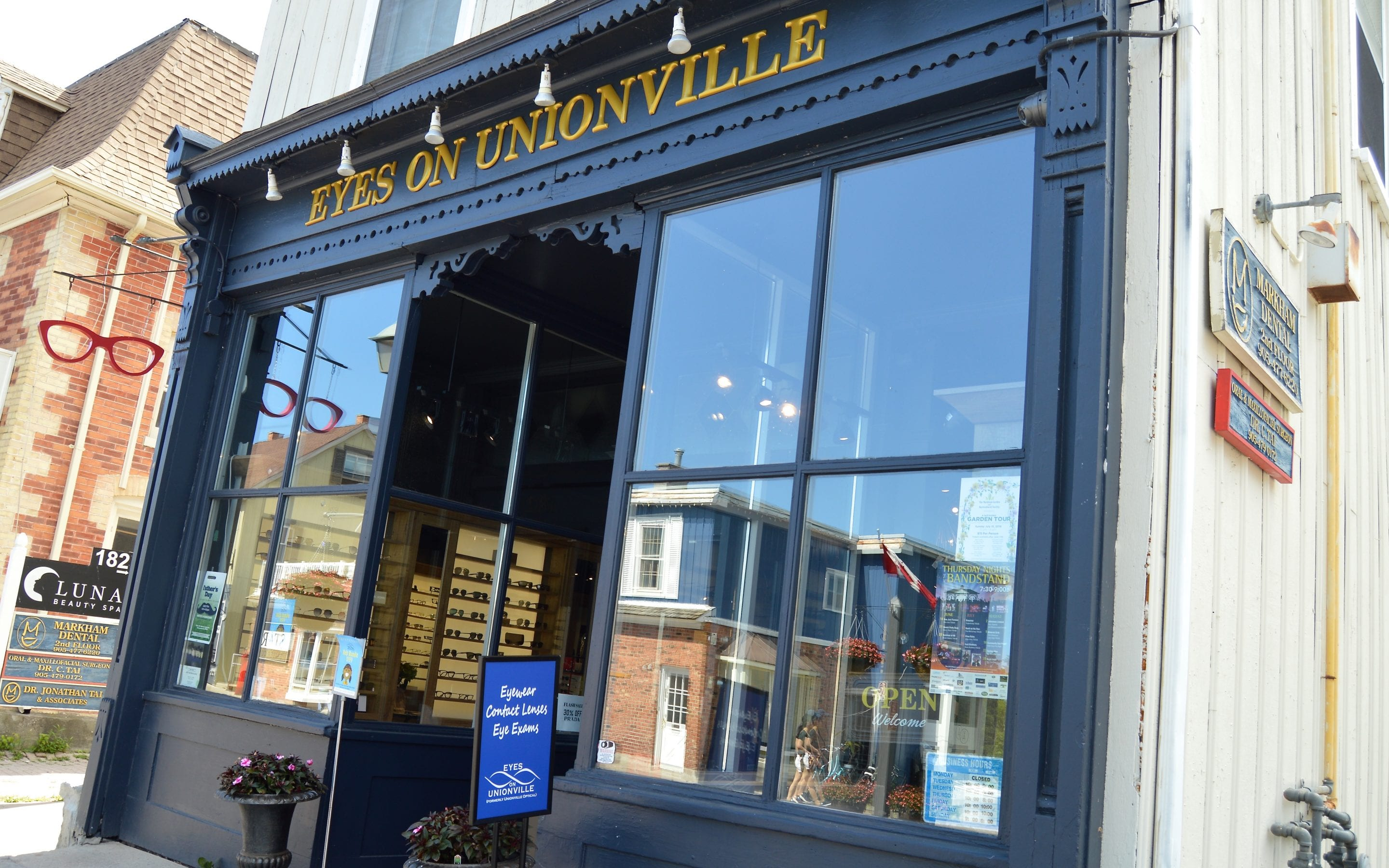 Eyes on Unionville